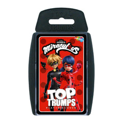 Miraculous Top Trumps Card Game