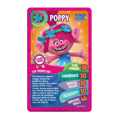 Trolls Top Trumps - Winning Moves UK