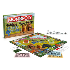 Horses and Ponies Monopoly - Winning Moves UK