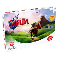 Legend of Zelda Ocarina of Time 1000 Piece Jigsaw