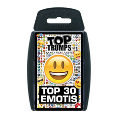 Emotis Top Trumps