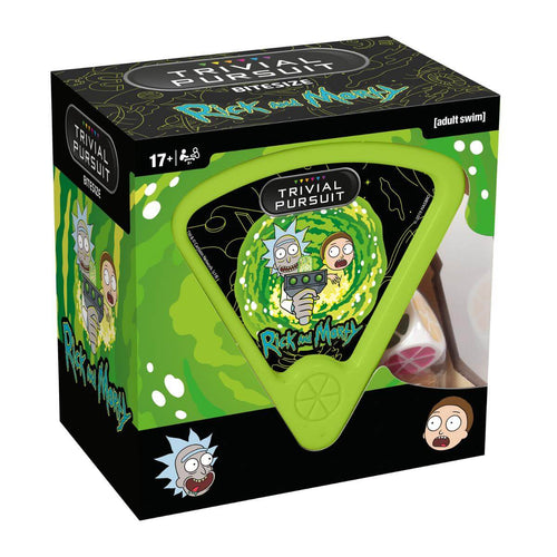 Rick & Morty Trivial Pursuit