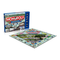 Aberdeen Monopoly Board Game - Winning Moves UK