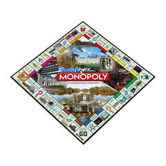 Swindon Monopoly - Winning Moves UK