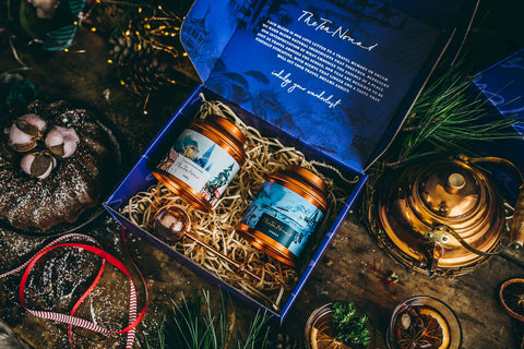 The Tea Nomad Christmas Collection