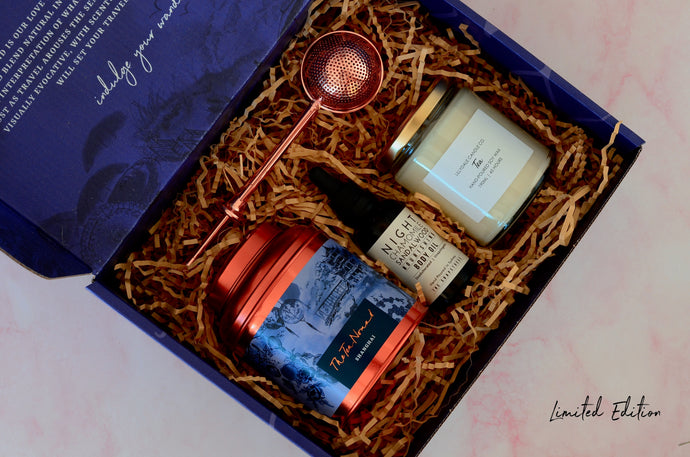 The Tea Indulgence Giftbox