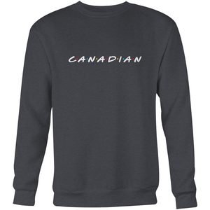 Canadian (Friends) Crewneck