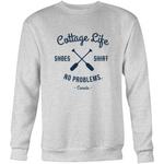 Cottage Life Crewneck
