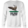F*** About & Find Out Crewneck