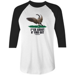 F*** About & Find Out 3/4 Raglan (PG)