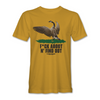 F*** About & Find Out T-Shirt (PG)