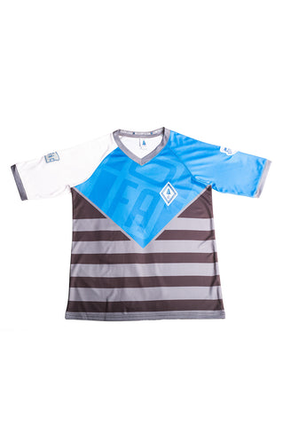Blue Game Jersey - Competitive