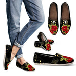 Red Rose Casual Shoes