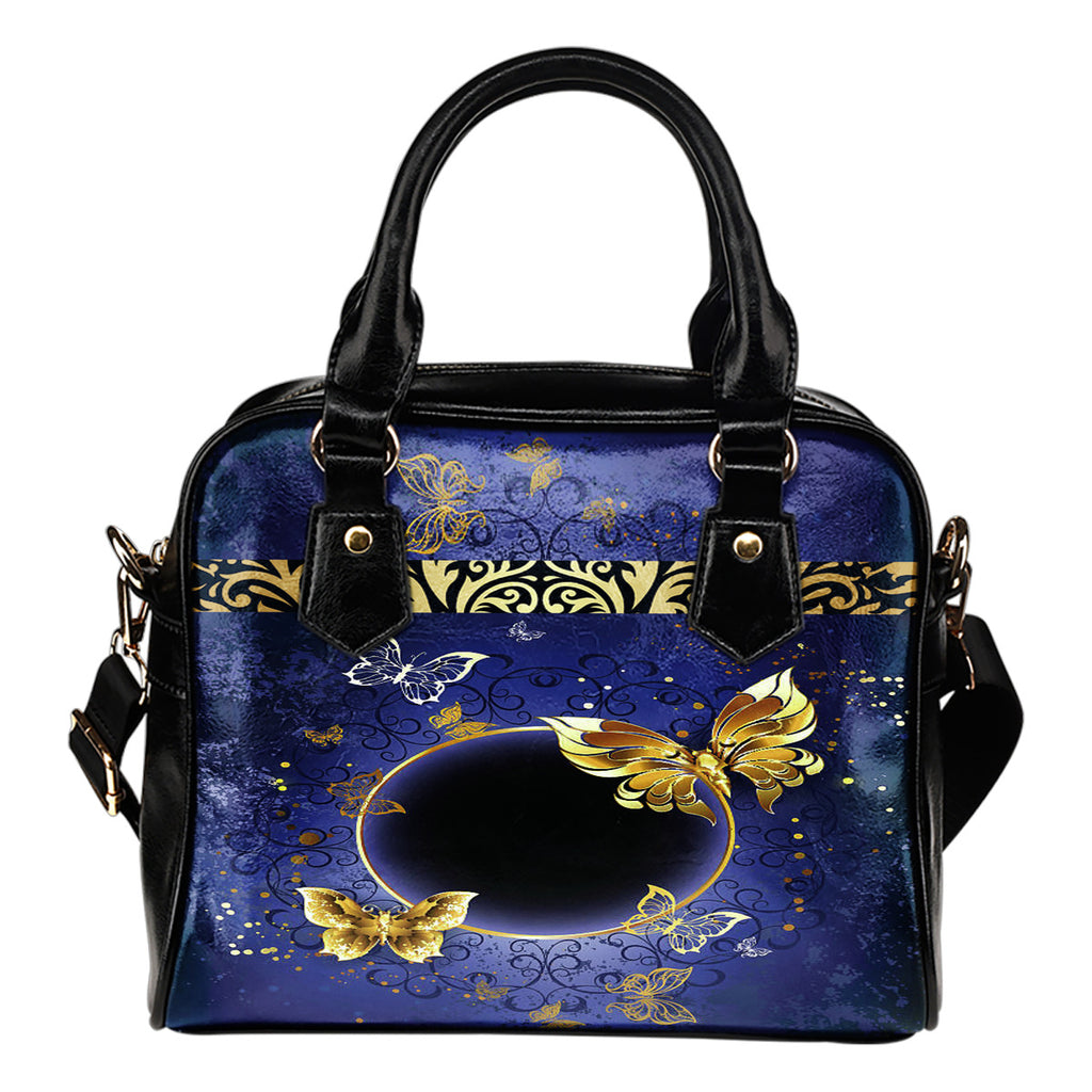 Butterfly Shoulder Handbag