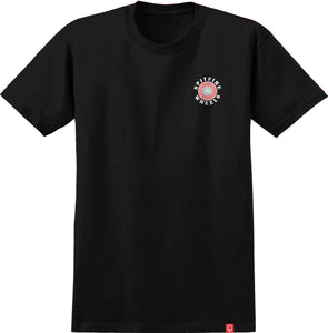 Spitfire OG Classic Fill Black Red S/s Shirt