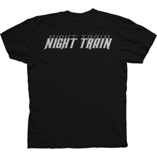 Load image into Gallery viewer, Shake Junt Night Train Black Tee Shirt