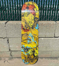 "Load image into Gallery viewer, Long Beach Skate Co. Butterfly Effect 8.0"" Skateboard Deck"