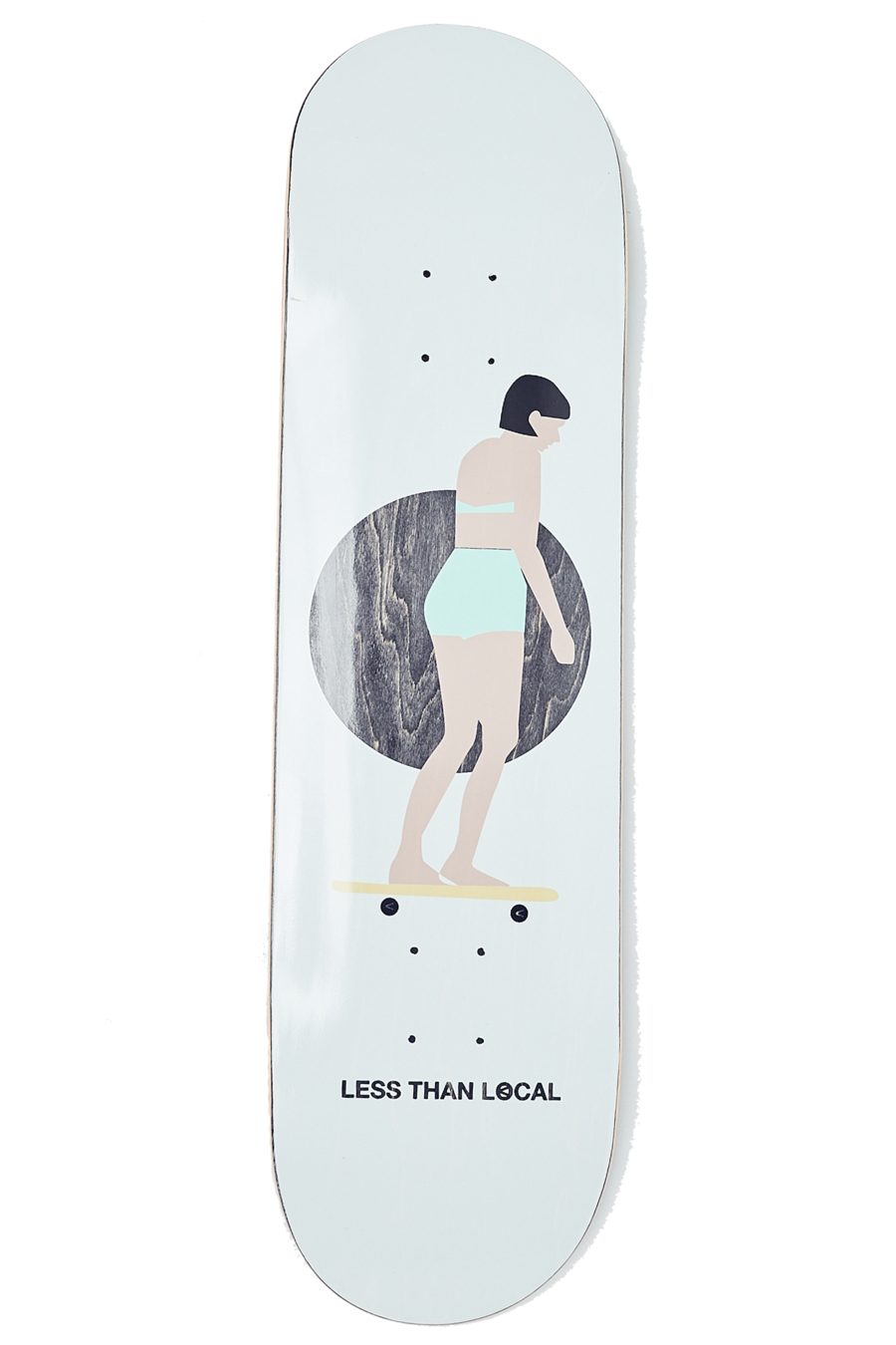 LESS THAN LOCAL CHICK STICK DECK