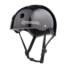 Load image into Gallery viewer, 187 PRO SKATE SWEAT SAVER LINER GLOSSY BLACK MD HELMET