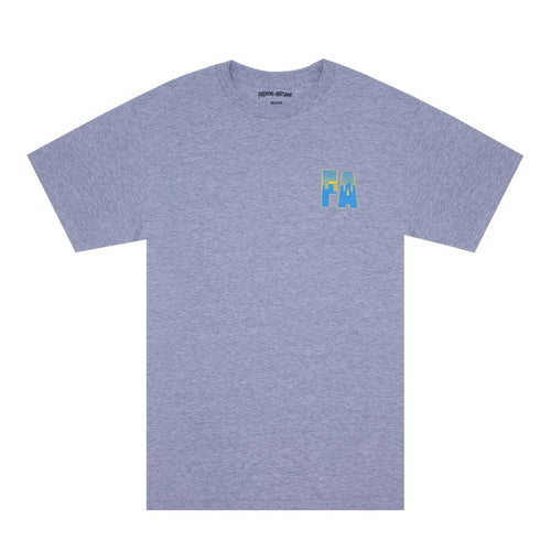 FUCKING AWESOME DISORDER TEE SPORT GREY SHIRT