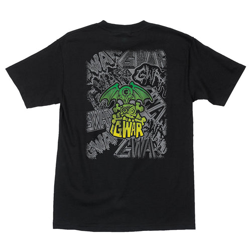 Creature X Gwar Black Large S/s T-Shirt