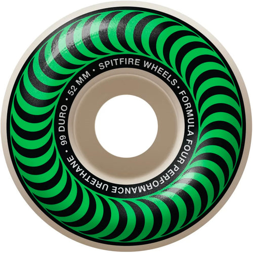 Spitfire Formula Four Classic 99A 52Mm Wheels