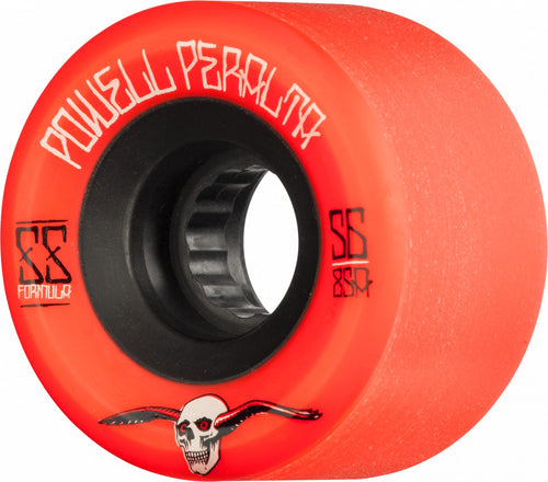 POWELL PERALTA G-SLIDES RED 56MM WHEELS