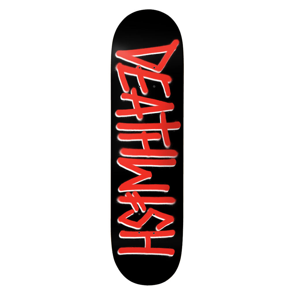 Deathwish Deathspray Black/Red 8.0