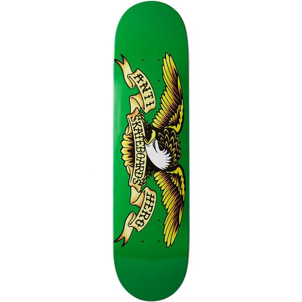 Anti Hero Classic Eagle Green 7.81 Deck