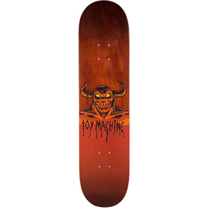 TOY MACHINE HELL MONSTER 8.25 DECK