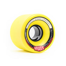 Load image into Gallery viewer, Hawgs Chubby Flat Banana Stone Ground 60Mm 78A Cruiser Wheels