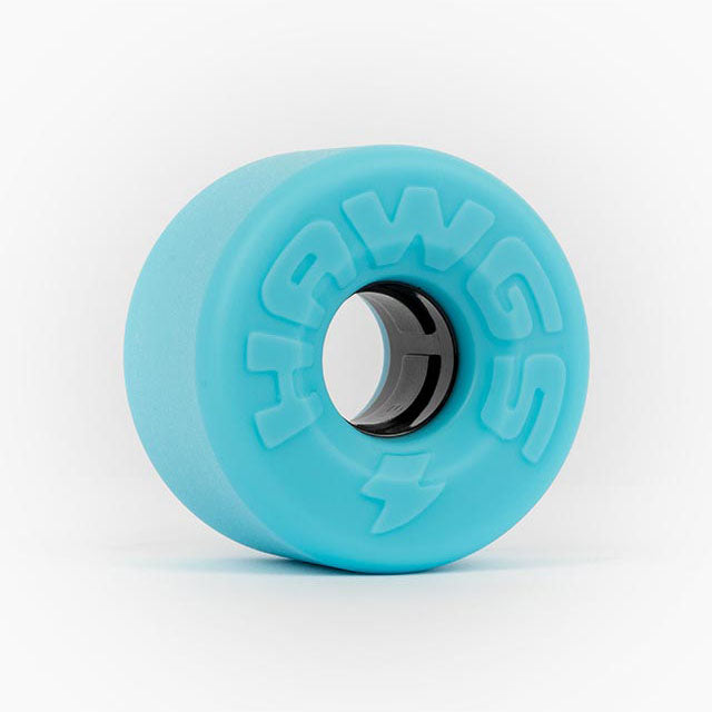 Hawgs Easy Hawgs Blue Stoneground 63Mm 78A Cruiser Wheels