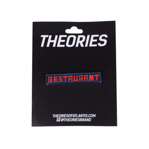 Theories - Pin - Restaurant