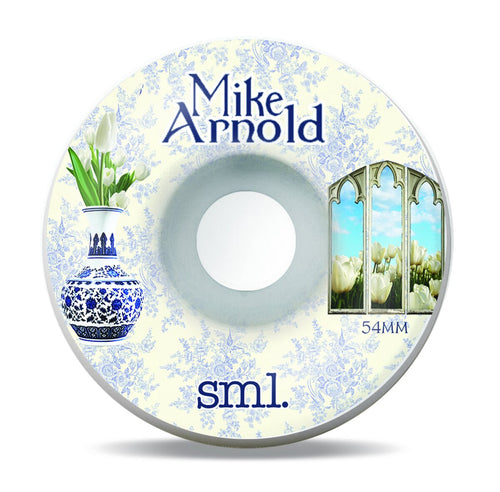 Small Wheels Mike Arnold Still Life V Cut 99a 54mm Wheels