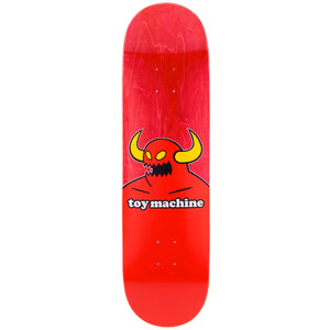 Toy Machine Monster Red 8.5 Deck