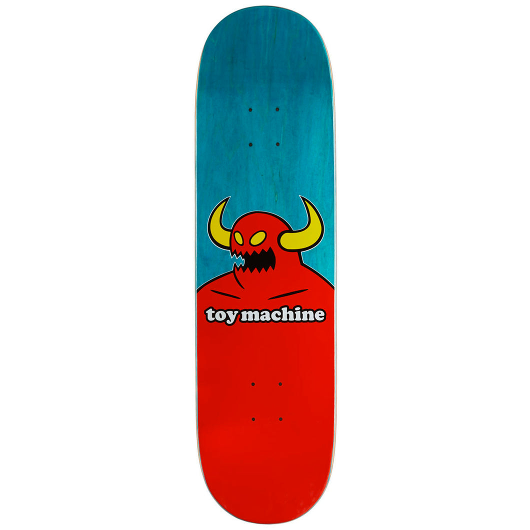 Toy Machine Monster Turquoise 8.5 Deck