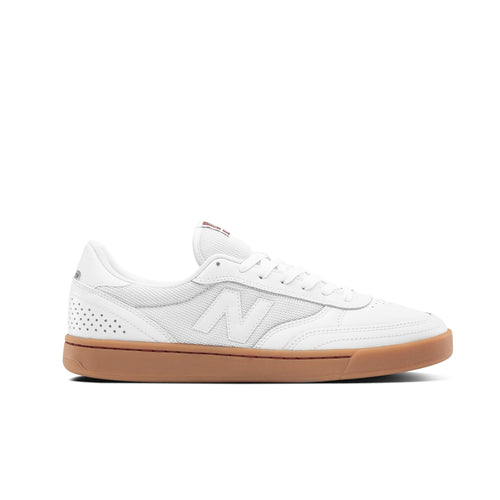 New Balance Numeric 440 Skate Shop Day White Gum Shoes