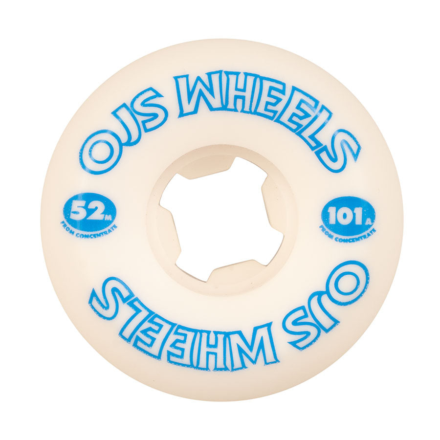 Oj Concentrate Hardline 101A 52Mm Wheel
