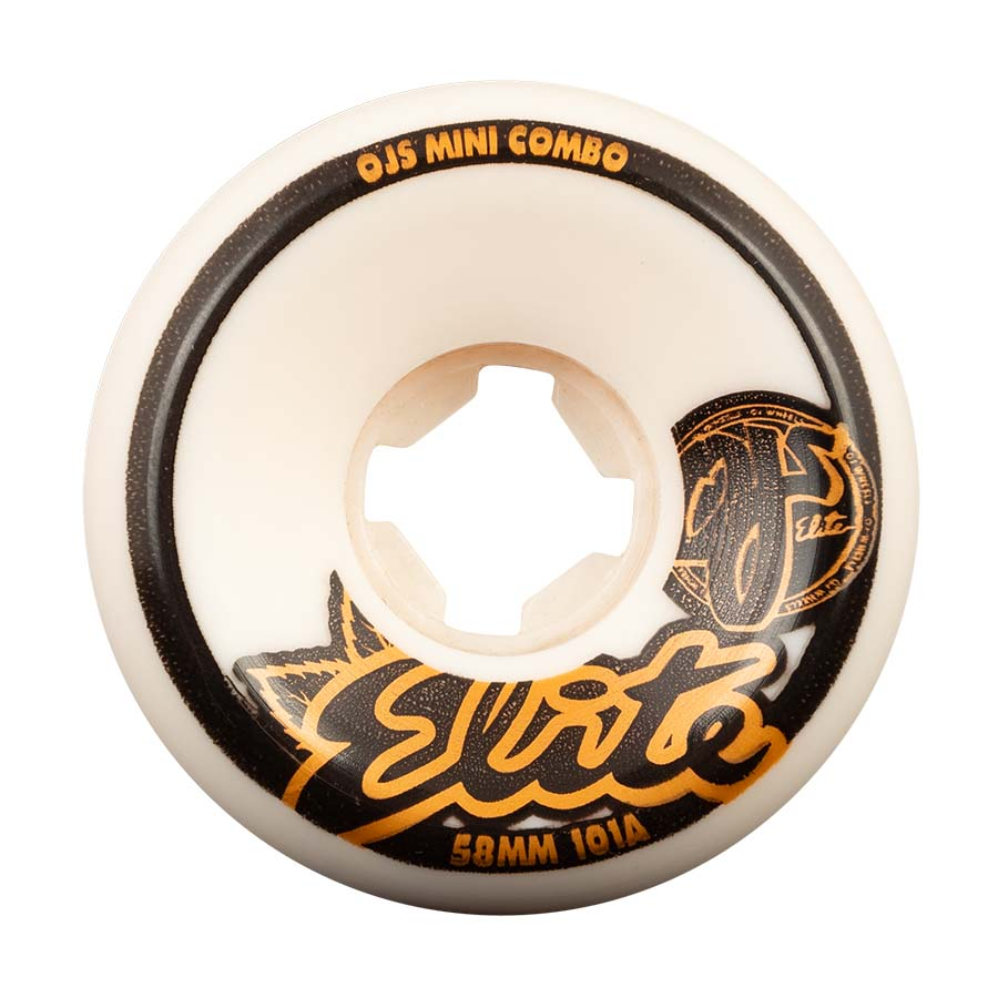 OJ ELITE MINI COMBO 101A 58MM WHEEL
