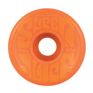 Oj Super Juice Orange 60Mm 78A Cruiser Wheels