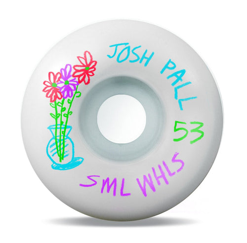Small Wheels Josh Pall Pencil Pusher OG Wide 99a 53mm Wheels