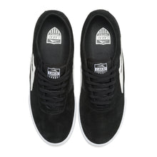 Load image into Gallery viewer, LAKAI SHEFFIELD BLACK SUEDE SHOES
