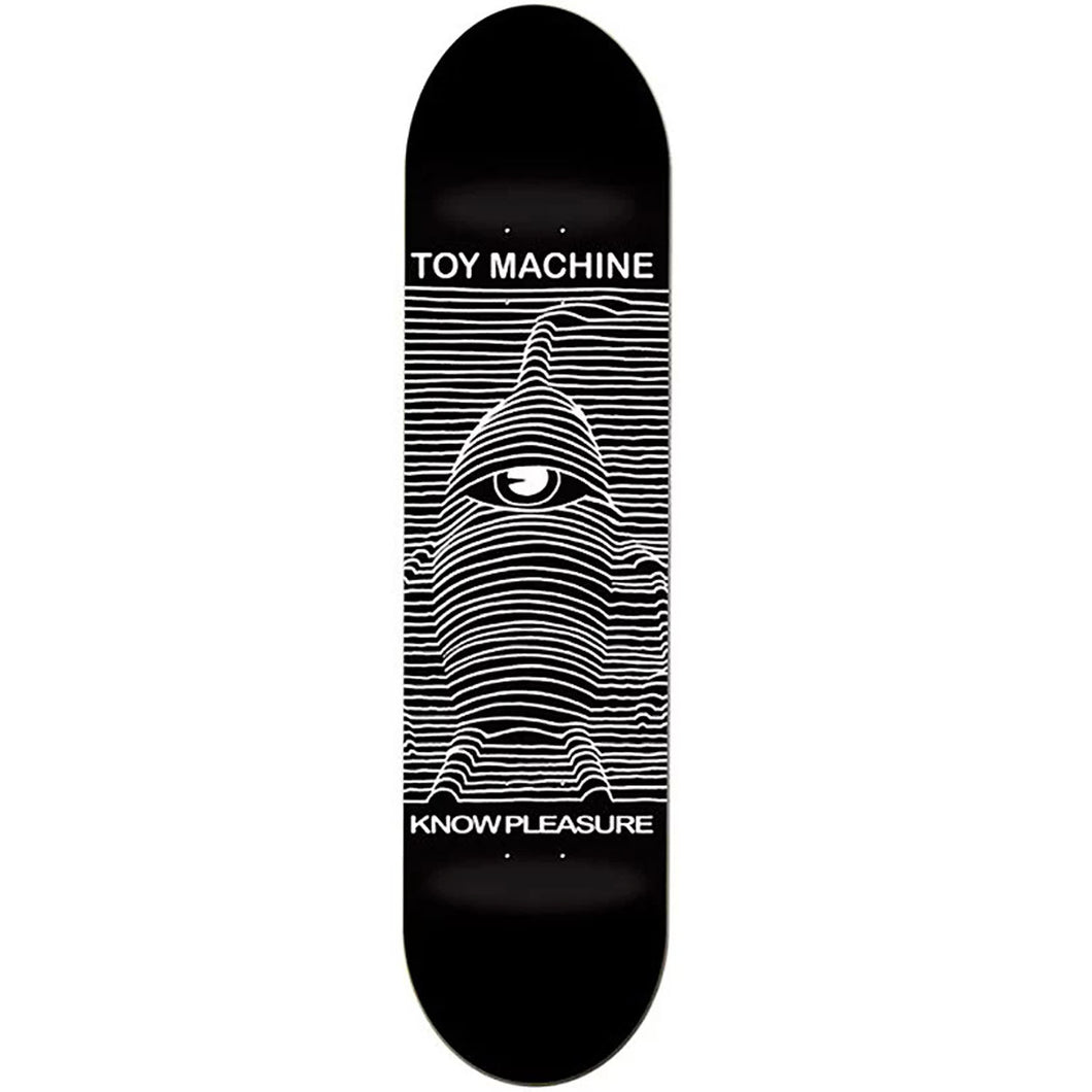 TOY MACHINE TOY DIVISION 8.5 DECK