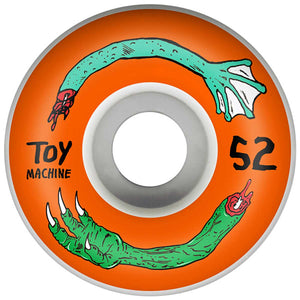 Toy Machine Fos Arms 99a 52mm Skateboard Wheels