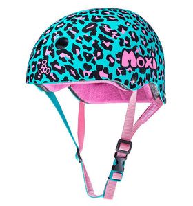 TRIPLE EIGHT CERTIFIED SWEATSAVER MOXI LEOPARD 2.0 XS/S HELMET