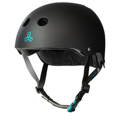 TRIPLE EIGHT CERTIFIED SWEATSAVER TONY HAWK XS/S HELMET