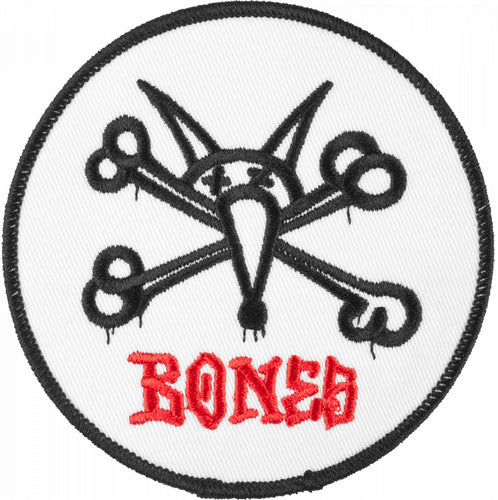 POWELL PERALTA BONES VATO RAT WHITE 3 1/2