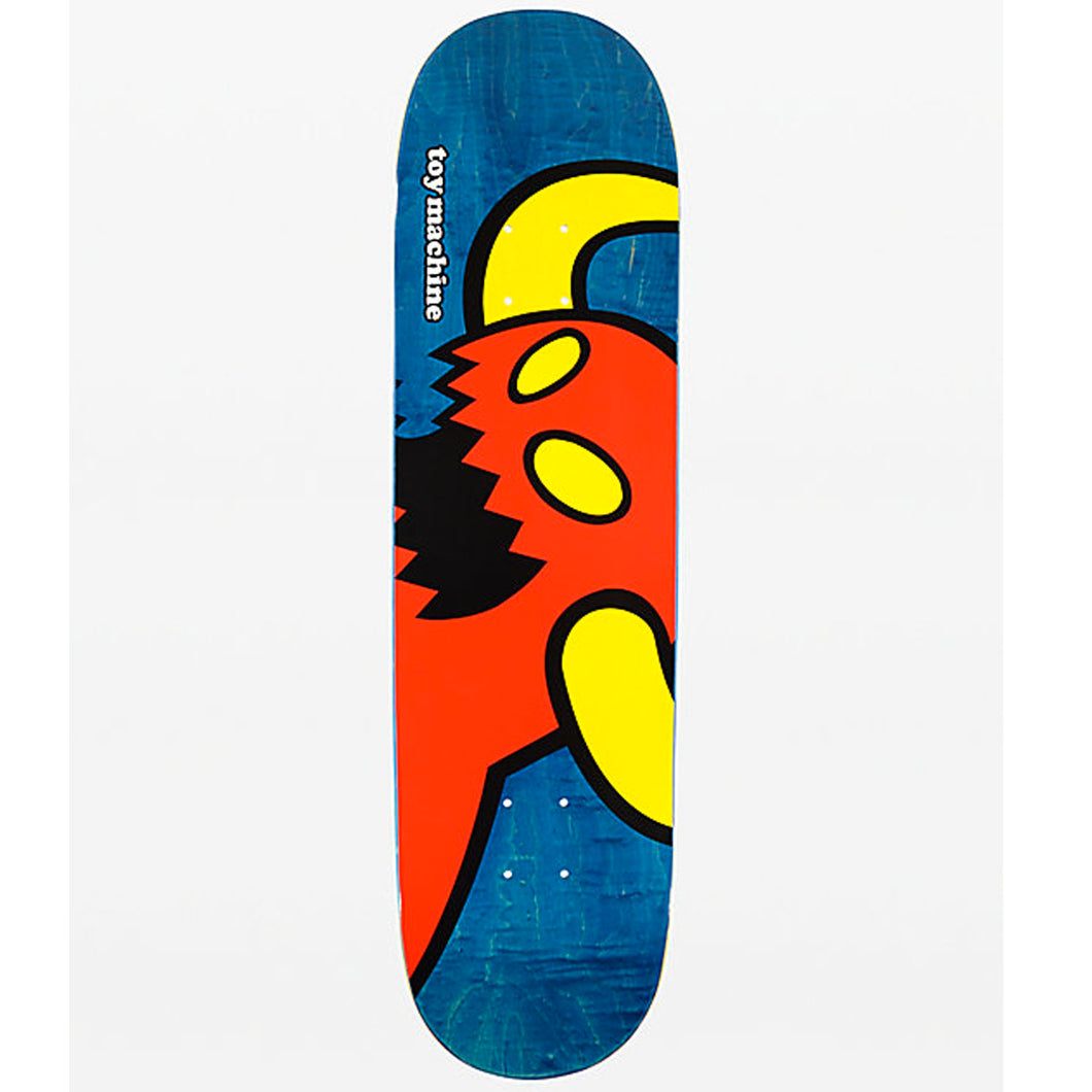 TOY MACHINE VICE MONSTER BLUE 7.38 DECK
