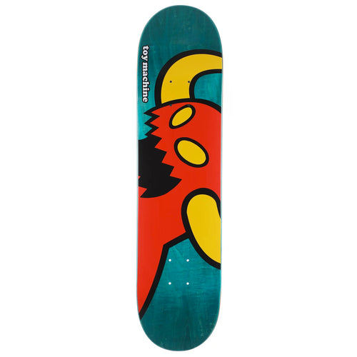 TOY MACHINE VICE MONSTER TURQUOISE 7.75 DECK