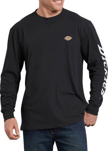 Dickies Graphic Heavyweight Longsleeve Black Shirt